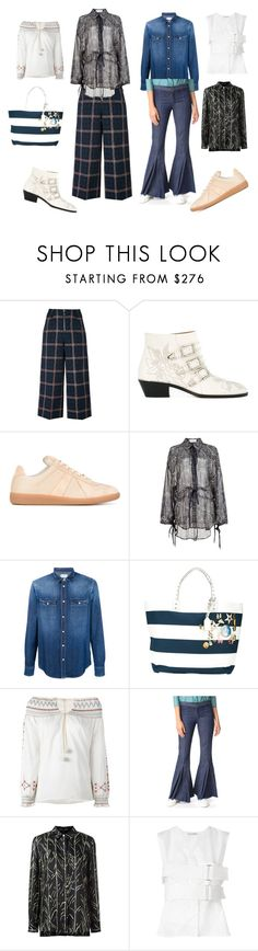 """Style"" by monica022 ❤ liked on Polyvore featuring Dondup, Maison Margiela, Dolce&Gabbana, Vilshenko, Maggie Marilyn, Proenza Schouler and Paco Rabanne"