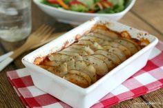 Potato Casserole Lasagna {whole30}