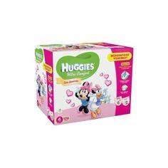 HUGGIES Подгузники Huggies Ultra Comfort для девочек Disney Box (4) 8-14 кг, 126 шт. (42х3)  — 2449р.  С первых дней жизни мальчики и девочки такие разные.  Новые подгузники Huggies Ultra Comfort созданы специально для мальчиков и специально для девочек. Для лучшего впитывания распределяющий слой в этих подгузниках расположен там, где это нужнее всего: по центру для девочек и выше для мальчиков. Huggies Ultra Comfort изготовлены из мягких материалов с микропорами, которые позволяют коже…