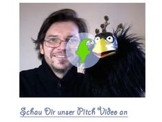 Schau dir unser Pitchvideo an und Förder unsere Geschichte auf www.Startnext.de/schwabelo