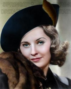5 DAYS! 8X10 BARBARA STANWYCK WEARING A FEATHER HAT PHOTO BY CHIP SPRINGER. Please visit my Ebay Store at http://stores.ebay.com/x5dr/_i.html?rt=nc&LH_BIN=1 to see the current listings of your favorite Stars now in glorious color! Message me if you would like me to relist your favorites.