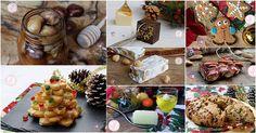 Una raccolta di dolci di Natale da regalare agli amici e ai parenti invece che la solita sciarpa...e poi sono tutti facilissimi!