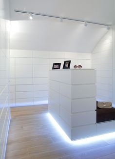 LED in vloer verwerken