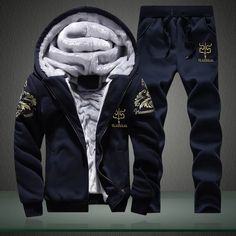 High Quality Men's Hoodies 2PC Jacket + Pants – 4launt