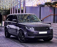 pray g lee ( Range Rover Supercharged, Luxury Suv, Pray, Photo And Video, Vehicles, Ali, Instagram, Vogue, Trucks