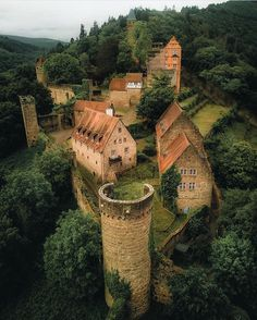 Process Improvement, Germany Castles, Once Upon A Time, Europe, Architecture, City, Castles, Dioramas, Landscape