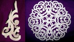 Creative Ideas - DIY Beautiful Paper Snowflakes from Templates | iCreativeIdeas.com Follow Us on Facebook --> https://www.facebook.com/iCreativeIdeas
