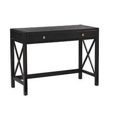 """mini office - see jane work® kate writing desk, 30""""h x 47 1/6""""w x"""