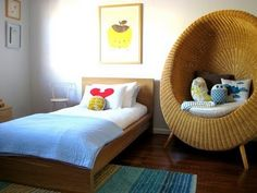 Exceptionnel Baby Space: Room For Kids : Nest Egg Chair !