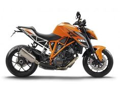 """At last month's Cologne show, KTM put the spotlight on its Adventure models. But in Milan, """"KTM is all about street art. Ktm Super Duke, Motos Ktm, Ktm Motorcycles, Motorcycles For Sale, Ktm Street Bike, Ktm Parts, Duke Motorcycle, Motorcycle Garage, Models"""