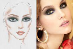 Declaraciones de Glamour: 4 looks de belleza paso a paso por Pat McGrath  http://www.glamour.mx/belleza/articulos/paso-a-paso-4-looks-de-maquillaje-con-pat-mc-grath/1462