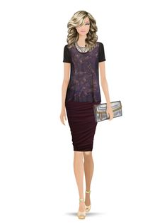Styled with: Joie, Three Dots, Cashhimi, Fallon   Create your own look with Covet Fashion
