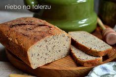 niebo na talerzu: Łatwy chleb bezglutenowy. Chleb z mąki gryczanej