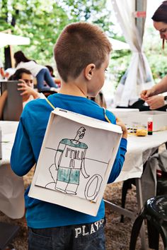 E-Straordinario for Kids  10 september 2014  Photo credits: Ela Bialkowska - Okno Studio