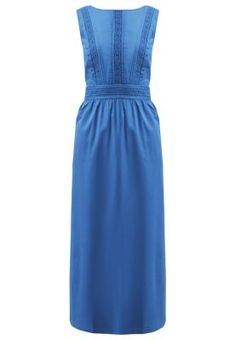 Robe longue - iconic blue