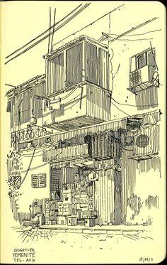 Quartier Yemenite, Tel-Aviv   Le blog de Vincent Mahé