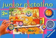 Pictolino est un jeu que l'on adore développer le balayage visuel et éventuellement faire de grands jeux de Cherche et trouve. Classé par thème et disposant de cercles encastrés, il permet à l'enfant de centrer son attention à certains endroits spécifiquement. Idéal pour généraliser plusieurs habiletés; amusez-vous!! Perception, Language Development, Best Games, Preschool, Fun, Junior, Attention, School Stuff, Images