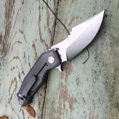 Nocturnal Knives CT-1. Very nice.