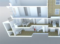 Architect Plans for a few project.