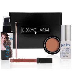 I'd love a boxycharm subscription! Only $21 a month for a box of products that rental $100 or more. -BW