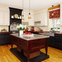 60 Awesome Kitchen Island Designs