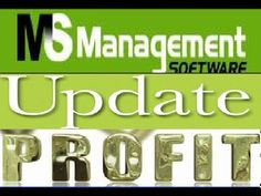 Ms Management Software Results Update | $1850 Profit So Far!