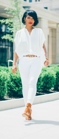 ALL WHITE Outfit , WHITE JEANS, SWEENEESTYLE, SPRING OUTFIT IDEA, SPRING, INDIANAPOLIS STYLE BLOG, INDIANA STYLE BLOG