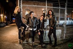 Interview with your new favorite band, Echo Black. Catch them out on tour with Combichrist and The Birthday Massacre.