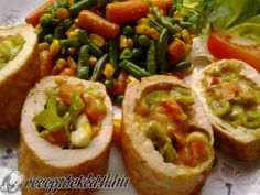 Bruschetta, Baked Potato, Tacos, Potatoes, Mexican, Baking, Ethnic Recipes, Food, Red Peppers