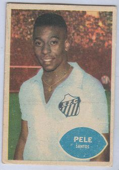 Sports Card Forum - Top 50 Football Cards (Mostly Vintage) : #35. 1965 Tarjeton Pelé. 1965 Tarjetons is a very interesting set. The set was issued in Argentina by a subsidiary of Topps, in fact it uses a similar design to that of 1960 Topps American football cards! Tarjetons are a multisport set and includes mostly Argentinean athletes, including boxers, basketball player, race car drivers, tennis players, golfers and so on. Pelé is one of the few non-Argentines in the set. Other notable…