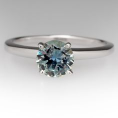 Cool 62 Beautiful Montana Sapphire Engagement Ring Every Women Will Love. More at http://aksahinjewelry.com/2017/09/02/62-beautiful-montana-sapphire-engagement-ring-every-women-will-love/