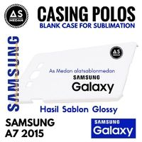 Casing Handphone Polos Samsung Galaxy A7 2015 Casing Sublime 3D Glossy