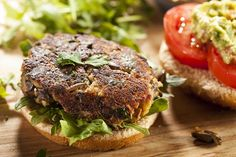 The Ultimate Guide to Veggie Burgers (Vegan/DF) - Great for lunch boxes!