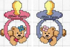 Discover thousands of images about Disney cars x-stitch Baby Cross Stitch Patterns, Cross Stitch For Kids, Cross Stitch Baby, Cross Stitch Designs, Cross Stitching, Cross Stitch Embroidery, Hand Embroidery, Baby Knitting, Crochet Baby