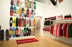 New York's Premier Skate and Streetwear Shop