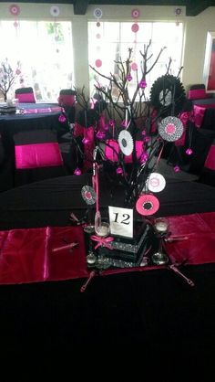 Table Centerpiece Wedding