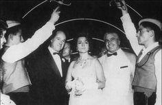 Las bodas de Sara Montiel #boda #bodas #famosos