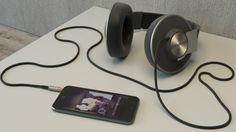 Headphones - AKG K550 - 3D Warehouse