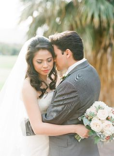 ♥ Nikki + Gus ♥ | Photographed by Katie McGihon