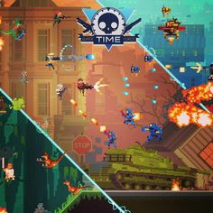 Super Time Force, Capy Games