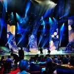 A gala with a view… #galaartis #livemontreal #montreal #gala #photo #iphone #iphoneonly #television #tvshow #actors ##igerscanada #igersmontreal #glamour #lights #stage #scene