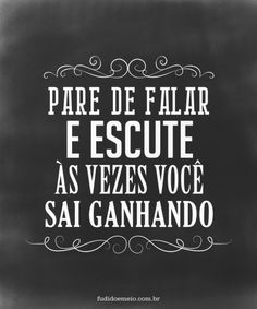 #Frases More Than Words, Some Words, Great Quotes, Inspirational Quotes, Portuguese Quotes, Latin Words, Work Motivation, Positive Mind, Sentences