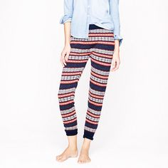 """Fair Isle leggings 
