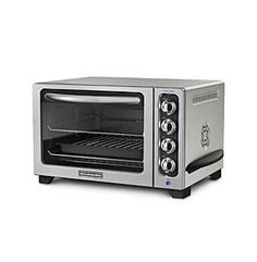 kitchenaid silver 12 convection toaster oven more toaster ovens ...
