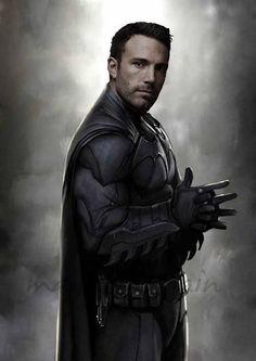 Bruce Wayne/ Batman