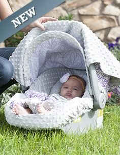 Carseat Canopy ™ - Shopping Cart