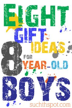 Best Gifts and Toys for 8 Year Old Boys | Christmas toys, Toy and Gift