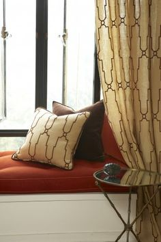 Pillow & Drapery - Kravet