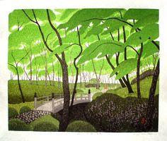 Green Garden - 2007 - Credit Print: Kazuyuki Ohtsu ~ © F & R Fine Arts, Inc.