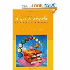 Textbook of Ayurveda, Volume One: Fundamental Principles: Vasant Lad: 9781883725075: Amazon.com: Books